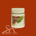 Crisitex Fabric Paint 120 ml – Burnt Orange