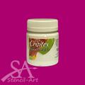 Crisitex Fabric Paint 120 ml – Cerise (Semi-Opaque)