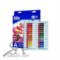 Basics Watercolour 12ml Tubes Set of 24