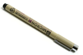 Pigma Micron Pen Black - #01 0.25mm