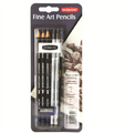 Derwent Watersoluble Sketching Set 8/Pkg