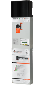 Morningstar TriStar MPPT 600V Charge Controller (Pre-wired with Ground Fault Protection Device)