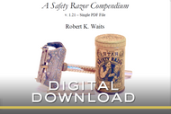 Safety Razor Compendium by Robert Waits