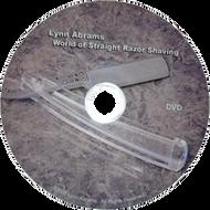 Lynn Abrams World Of Straight Razor Shaving DVD