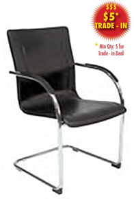 Gamma Visitor Chair - Set of 4 ($98.75 per chair)