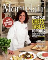 Montclair Magazine, Holiday Issue 2016