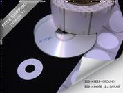 HF RFID DVD Tag For DVDNow Kiosks & Other DVD Kiosks - Pack of 100