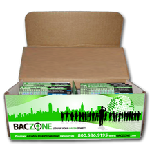 Green Zone® Cards - 400 Ct. Box