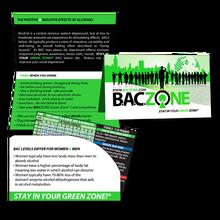 Green Zone® Cards - Protective Fact Folder  $50 per 100 fact folders