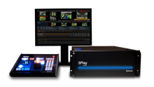 Live Sport Solution Tricaster 460 & 3Play 4800