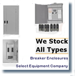 1310849 WESTINGHOUSE CIRCUIT BREAKERS;CIRCUIT BREAKERS/MOLDED CASE