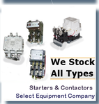 49AAF0 FURNAS MOTOR STARTERS;MOTOR STARTERS/AUX. CONTACT