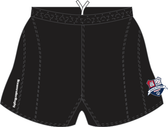 DeSales Rugby Shorts, Black