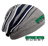 Severn River Rugby Slouch Beanie