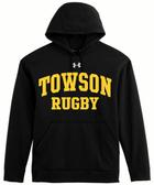 Towson UA ArmourFleece Hoodie