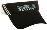 Loyola Rugby Visor
