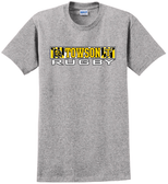 Towson Rugby Supporter Tee, Gray