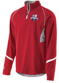DeSales Training Top, Red
