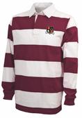 Susquehanna WOMEN Rugby Stripe Polo