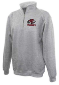 Cape Rugby 1/4-Zip Fleece Pullover