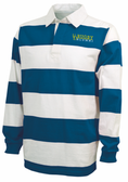 Delaware Alumni Rugby Stripe Polo