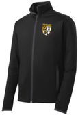 Towson Men PolyStretch Full Zip