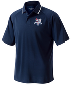 DeSales Rugby Performance Polo, Navy