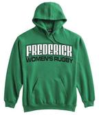 Frederick Women's Rugby Hoodie