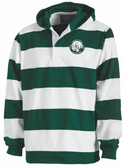 Frederick Women Rugby Stripe Hoodie