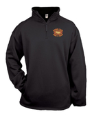 Bloomsburg Rugby Alumni PolyStretch Pullover, Black