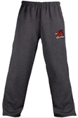 NOVA Griffins Performance Fleece Pants, Carbon