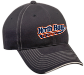 North Bay Twill Adjustable Hat