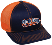 North Bay Mesh Back Adjustable Hat