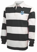 Hopkins Women Rugby Stripe Polo