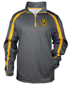 UMBC Women Performance Fleece Pullover