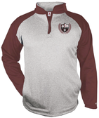 SIU Men Performance Fleece Pullover