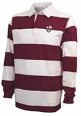 SIU Men Rugby Stripe Polo