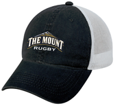MSM Rugby Mesh Back Adjustable Hat