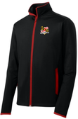 Rugby Maryland PolyStretch Full Zip