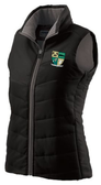 Ladies cut vest.