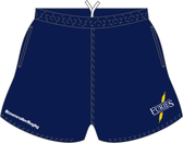 Furies SRS Pocketed Performance Rugby Shorts