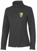 Mizzou Women's Rugby Rib Knit Jacket