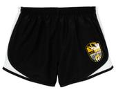 Mizzou Women Ladies-Cut Gym Shorts