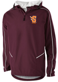 Susquehanna MEN Quarter-Zip Pullover Jacket