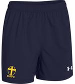 Downingtown Women's Cut UA Hustle Gym Shorts