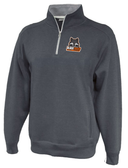Black Foxes 1/4-Zip Fleece
