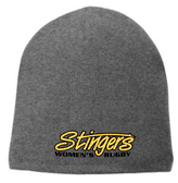 Maryland Stingers Fleece-Lined Beanie, Gray