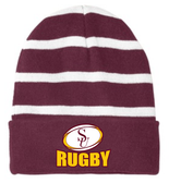 Salisbury Women Fleece-Lined Stripe Beanie