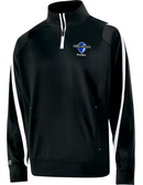 Diplomats Rugby PolyStretch 1/4-Zip Training Top