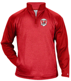 Loudoun 1/4-Zip Tonal Performance Fleece Pullover